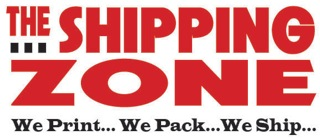 The Shipping Zone Logo