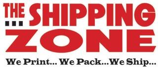 The Shipping Zone Logo