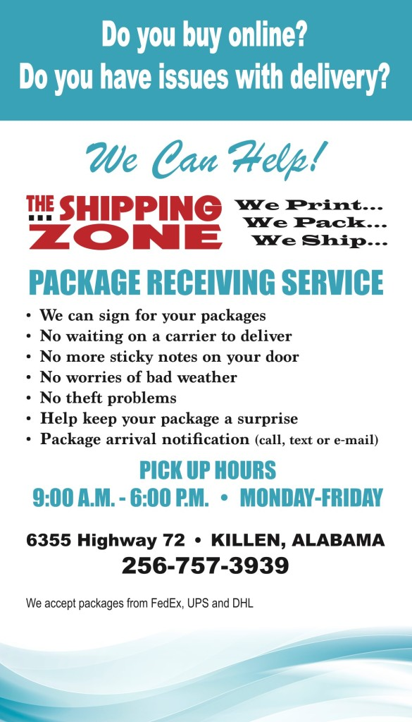 Package Receiving Service