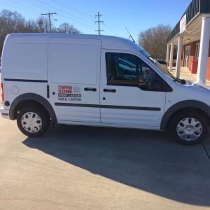 Pickup - Delivery Van