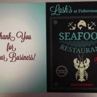 Lash Seafood
